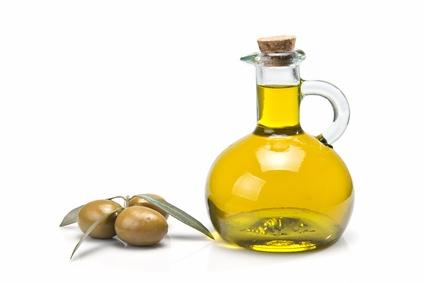 Olivenöl für die Haare
