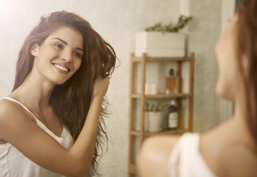 Wie viel Pflege ist optimal für das Haar?